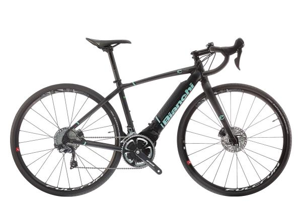 Bianchi E-allroad Ultegra - size 57 EH09