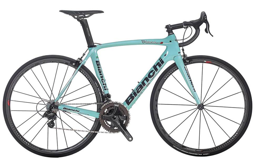 Bianchi Oltre XR2 105 - size 53